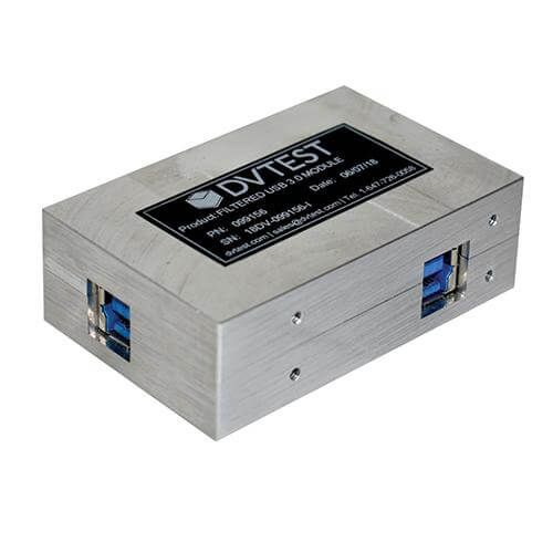 USB 3.0 Interface Module I/O Interfaces by DVTEST